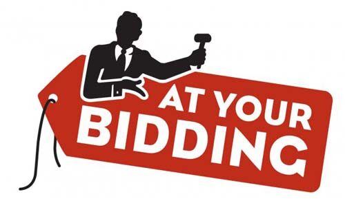 At Your Bidding